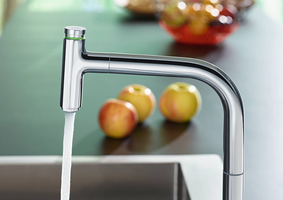 Hansgrohe Serie M71 Select 2-Loch